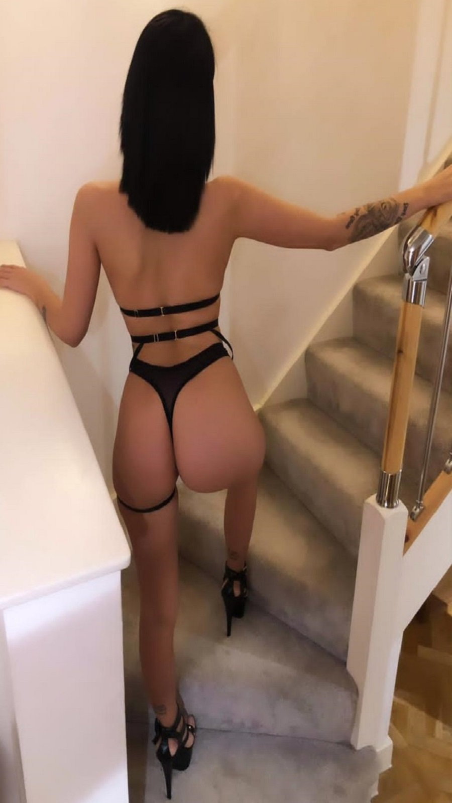 If you are looking for the perfect companion tonight give us a call on 07412621234 to book Christina for the best night of your life.